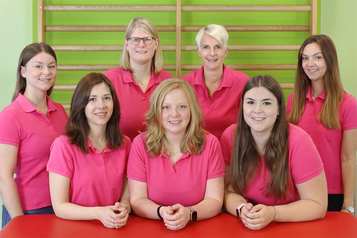 Team der Ergotherapie Praxis Osnabrück Averdiek Knief